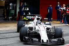 3D Printing: Williams Racing F1 team uses 3D printing for new car development - https://3dprintingindustry.com/news/williams-racing-f1-team-uses-3d-printing-new-car-development-107183/?utm_source=Pinterest