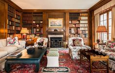 January cold, now snowless after the weekend storm. Looking at the upcoming auction on Wednesday at Doyle of the estate of Nelson Doubleday Jr.; a treasure trove of art, furniture, collections and rare books.