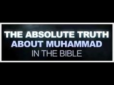 Jesus predicted the coming of Prophet Muhammad in Bible  محمد في الكتاب المقدس - http://www.prophecynewsreport.com/jesus-predicted-the-coming-of-prophet-muhammad-in-bible-%d9%85%d8%ad%d9%85%d8%af-%d9%81%d9%8a-%d8%a7%d9%84%d9%83%d8%aa%d8%a7%d8%a8-%d8%a7%d9%84%d9%85%d9%82%d8%af%d8%b3/