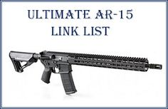 The Ultimate Link List - Surviving Prepper Ar Pistol Build, Ar Build, Ar15 Pistol, Weapons Guns, Guns And Ammo, Zombie Weapons, Military Weapons, Ar Barrels, Ar 10 Rifle
