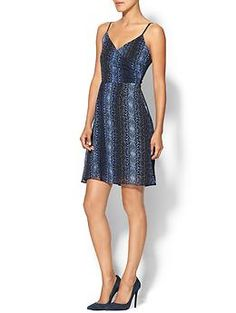 Piperlime Collection Python Print Wrap Dress | Piperlime