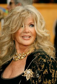 60's Actress Connie Stevens in 2007, at the 12th Annual Screen Actors Guild Awards