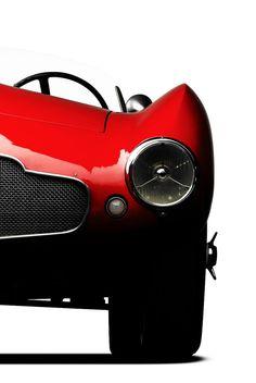 1954 Aston Martin DB2/4. (via Pin di Handmade Gallery (Saimy Rodriguez) su Cars, old cars…   Pint…)