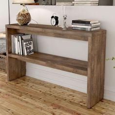 # Easy DIY bookshelf 50 Amazing DIY Bookshelf Design Ideas for Your Home Pallet Furniture Shelves, Furniture Projects, Rustic Furniture, Furniture Decor, Furniture Design, Outdoor Furniture, Pallet Shelves Diy, Furniture Buyers, Furniture Online