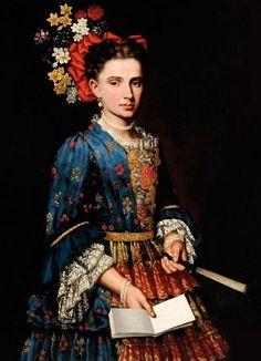 Portrait of a Lady by Giacomo Ceruti (Italian 1698 – 1767)