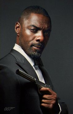 Daniel Craig Discusses Spectre And James Bond Author On Idris Elba As New 007 - Padget Ewells Luther, Idris Elba Avengers, Lorde, Idris Elba The Wire, Idris Elba Movies, Idris Elba Wife, Idriss Elba, New 007, Black Superman