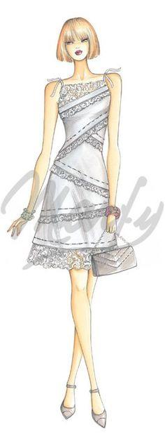 Marfy dress 15