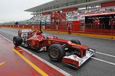 Formula 1 Testing in Mugello ,May 2012