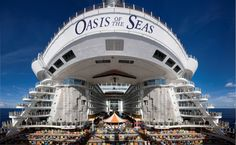 I am sooo ready for my sisters wedding!!!! Oasis of the Seas - Boardwalk and Amphitheater