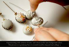 Little shop of handmade beauties van EvaThissen op Etsy