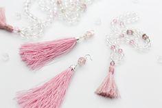 Spiritual Jewelry, Tassel Necklace, Jewelry Making, Jewellery, Earrings, Beautiful, Jewelery, Stud Earrings, Jewelry Shop