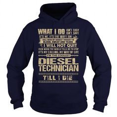 Awesome Tee  Awesome Tee For Diesel Technician Shirts & Tees
