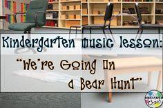 Teacher Tuesday: kindergarten lesson for \