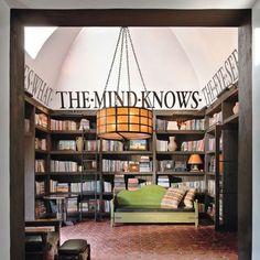 14 Stunning Home Libraries : Architectural Digest