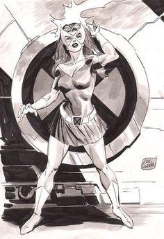 Marvel Girl by Lee Weeks