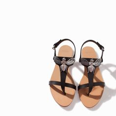 #bugs #sandals #shoes #zara #spring #summer