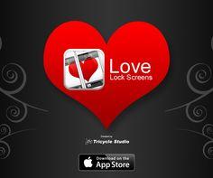 Love Lock Screens for iPhone