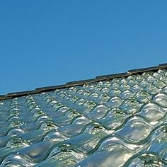 glass roofing passive solar