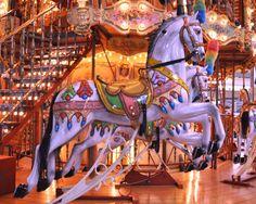 Carousel III by *hyneige