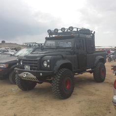 LandRover defender Nice rig