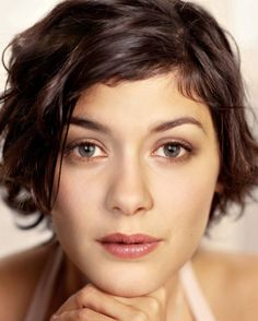 What happens when you morph two celebrity faces together in one incredible photo - Audrey Tautou / Marion Cotillard
