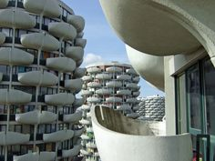 'space age' architecture
