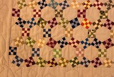 Nine-patch Quilt variation | Petra Prins