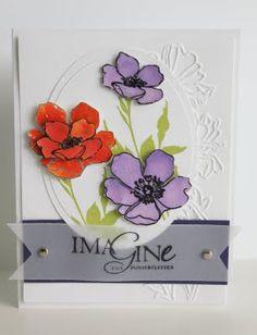 Fabulous Florets card