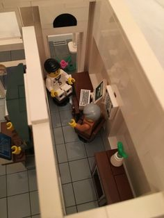 LEGO Ideas - Bell Clinic