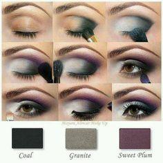 Get this awesome smokey eye!! Www.marykay.com/bethwestrick