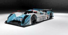 Nissan LMP1 Le Mans 2015
