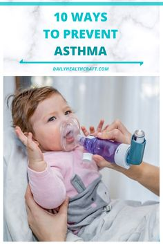 10 Ways to Prevent Asthma Asthma Symptoms, Hard Times, Healthy Relationships, The Cure, Personal Care, Learning, Children, Symptoms Of Asthma, Tough Times
