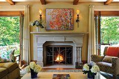 Interior design by SLC Interiors, Inc.