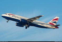 G-EUUS British Airways Airbus A320-232