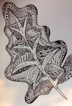 Par Gisèle Frenette.  L'arbre de vie