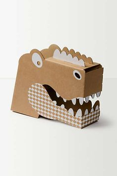 52 Best Ideas For Origami Dinosaur Shirts Cardboard Costume, Cardboard Mask, Cardboard Crafts, Dinosaur Mask, Dinosaur Costume, Dinosaur Crafts, Dinosaur Valentines, Dinosaur Birthday Party, Diy For Kids