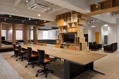 Kobunshoin publishing office by GRIP&Co Tokyo  Japan