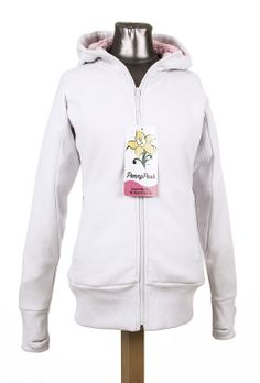 PennyPosh Cozie Hoodie available in white After Baby, Cozy Blankets, Breastfeeding, Hooded Jacket, Hoodies, Sweaters, Jackets, How To Wear, Fashion