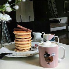 Instagram Coffee Cookies, Mugs, Tableware, Instagram Posts, Dinnerware, Coffee Biscuits, Tumblers, Tablewares, Mug