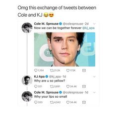 Riverdale memes cause I'm obsessed 😂 Memes Riverdale, Kj Apa Riverdale, Riverdale Funny, Funny Quotes, Life Quotes, Funny Memes, Jokes, Funny Tweets, Betty Cooper