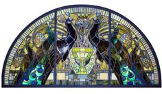 Umberto Bottazzi, stained glass window for Casina delle Civette , Rome, 1912 Of the 711 posts published on Animalarium up to now, . Stained Glass Birds, Stained Glass Designs, Stained Glass Windows, Mosaic Glass, Glass Art, Glass Etching Designs, Perfect Peacock, Peacock Decor, Dandy