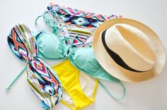 Packing for beach getaway