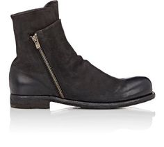 Officine Creative Double-Zip Bubble Boots at Barneys New York