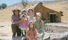 Loved this show; it came out right about the same time as my mom introduced me to the book series.  Laura was always my favorite; we shared so many of the same characteristics. :)  Litttle House on the Prarie