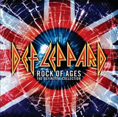 "Def Leppard....""Pour Some Sugar on Me""....what's your fav?"