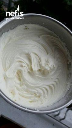 Dondurma Tadında Pastacı Kreması