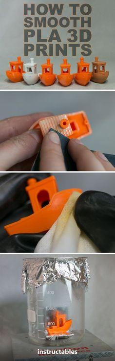 printer design printer projects printer diy print print How to Smooth PLA Prints you can find similar pins below. 3d Printing Machine, 3d Printing Diy, 3d Printing Business, 3d Printing Service, 3d Printer Designs, 3d Printer Projects, 3d Projects, Modele Impression 3d, 3d Drawing Pen