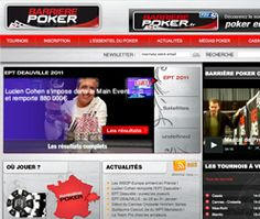 Telecharger Barriere Poker