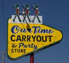 OH Toledo - Our Time Carryout & Party Store