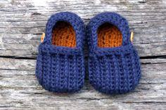 Easy on Loafers Crochet Pattern Crochet por TwoGirlsPatterns